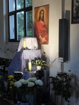 Ołtarz Ciemnicy w Ziemomyślu  /fot.: xmm /