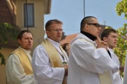 Eucharystia na zakończenie  /fot.: pk /