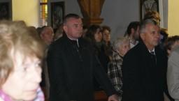 na sumie modlił się z nami Wójt gminy  /fot.: ms /