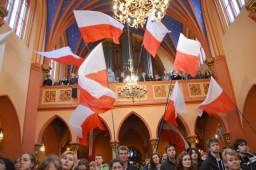 msza św. w Święto Flagi Narodowej  /fot.: pk /