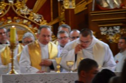 ks. Michał za nas msze św. odprawiał  /fot.: pk /