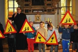 Uwaga! Eucharystia!  /fot.: zb /