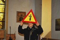 Uwaga!!!!!!!bo wiadomo  /fot.: zb /