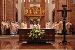 Uroczysta Eucharystia  /fot.: mt /