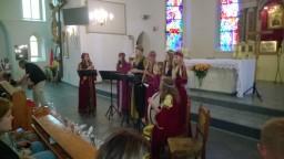 Flauto Dolce- koncert w k. p.w. MBNP w Drawnie