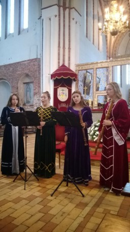 Hortus Musicus w Kamieniu Pomorskim