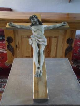 Obnazżny Ołtarz i Krzyż Adoracji w Ziemomyślu  /fot.: xmm /