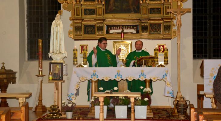 Msza św. w intencji ks. kanonika Tadeusza Giedrysa