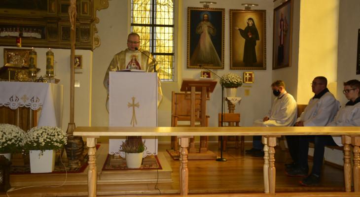 Msza Św. odpustowa zwieńczająca Adwentowe Dni Skupienia
